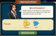 Quest Merchant's Prize-Rewards