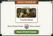 Scene Unlocked Voodoo Shop