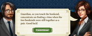 Quest Kipling's Tiger 4 Story 3