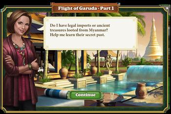 Flight of Garuda Part One-Teaser