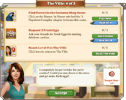 Quest The Ville 4-Tasks
