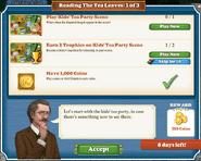 Quest Reading The Tea Leaves 1-Screenshot