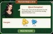 Quest The Lost Harp 4 Rewards
