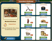 FastFind Unlock British Kitchen