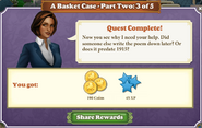 Quest A Basket Case-Part Two 3-Rewards