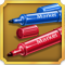 Quest Task Permanent Markers-icon