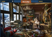 FastFind Scene Ski Lodge-Screenshot
