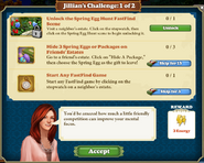 Jillian's Challenge 1 Tasks
