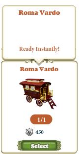 Questitem Roma Vardo-info