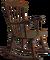 HO PBarn Rocking Chair-icon