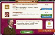Quest Romantic Proposal 2-Tasks
