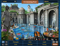 Scene Swimming Pool-Screenshot