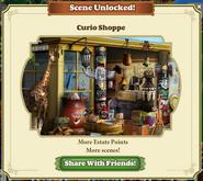Scene Unlocked Curio Shoppe