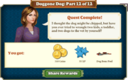 Quest Doggone Dog 12-Rewards