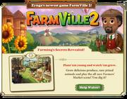 Farm Fresh Goodness Questline-info