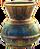 HO MRoom Blue Vase-icon