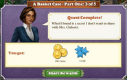 Quest A Basket Case-Part 3 of 5-Rewards