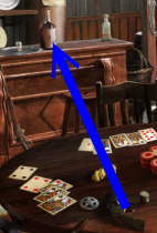 Shoot the bottle super clue in high stakes poker