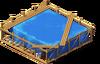 Marketplace Egyptian Temple-construction