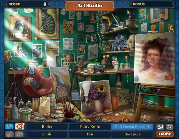 Scene Art Studio-Screenshot