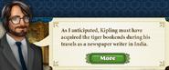 Quest Kipling's Tiger 4 Story 4
