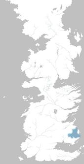 Mapa Bahía de los Naufragios