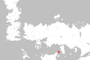Mapa Pequeño Moraq