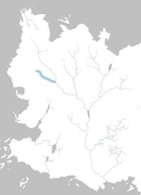 Mapa río Pequeño Rhoyne