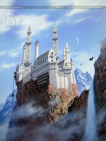 Archivo:The Eyrie by Ted Nasmith©.jpg