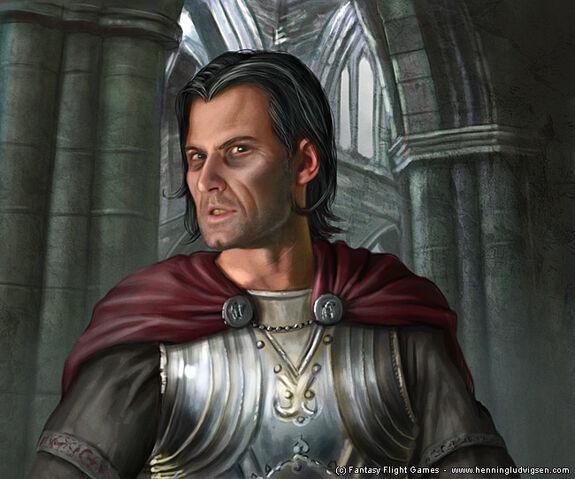 Archivo:Oberyn Martell by Henning Ludvigsen, Fantasy Flight Games©.jpg