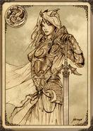 Rhaenys Targaryen by Félix Sotomayor©