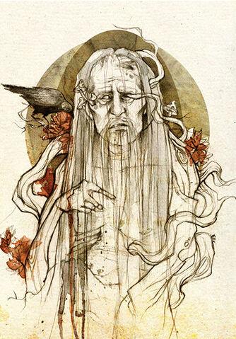 Archivo:Cuervo de tres ojos by Elia Mervi©.jpg