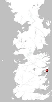 Mapa ubicación Rocadragón