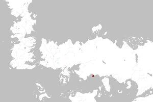 Mapa Puerto Yhos