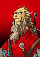 Thoros de Myr by The Mico© (2)