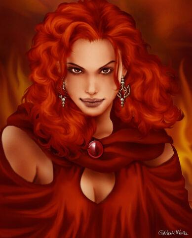 Archivo:Melisandre by M.Luisa Giliberti©.jpg