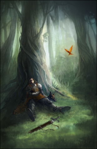 Archivo:The Hound by Eva Maria Toker©.png