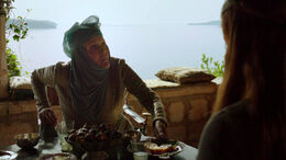 Aperitivo de pasteles de limón en Desembarco del Rey HBO