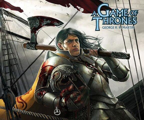 Archivo:Victarion Greyjoy by Alexandre Dainche, Fantasy Flight Games©.jpg