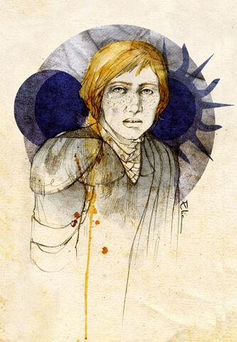 Archivo:Brienne de Tarth by Elia Mervi©.jpg