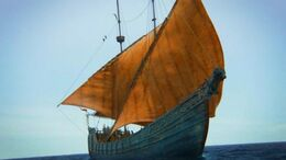 Balerion barco HBO