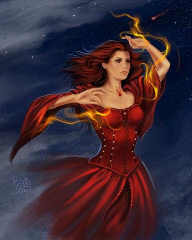 Archivo:Melisandre por Carrie Best©.jpg