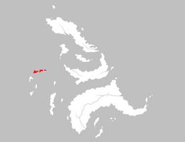 Mapa Las Piedras Cantantes