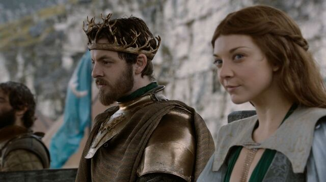Archivo:Renly Baratheon y Margaery Tyrell HBO.jpg