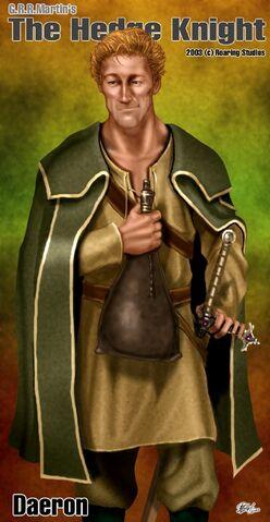 Archivo:Daeron Targaryen by Amoka.JPG