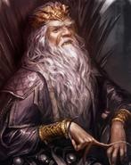 Aerys II Targaryen by Arthur Bozonnet©