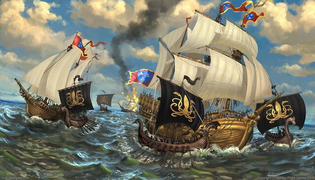 Archivo:Naval Superiority by Lukasz Jaskolski, Fantasy Flight Games©.jpg