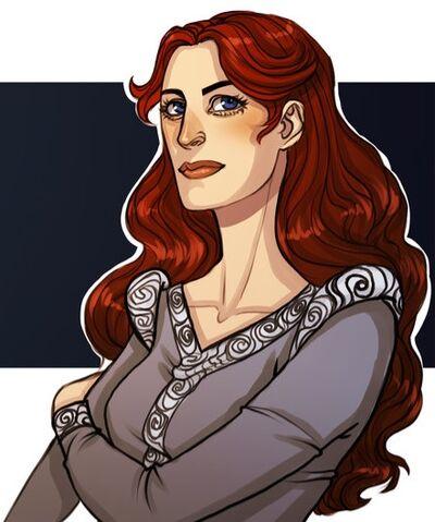 Archivo:Catelyn Tully by Enife©.jpg