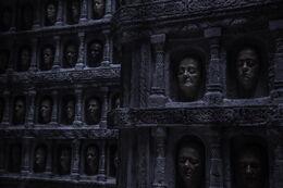 Rostros Casa Blanco y Negro HBO