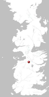 Mapa Posada del Hombre Arrodillado